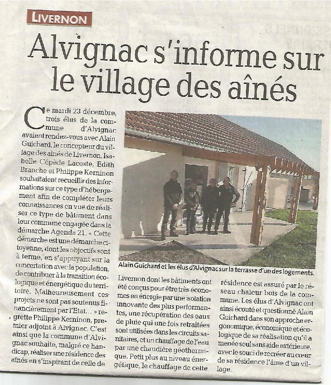 Site maison des aines article la dep che decembre 2014